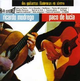 Paco de Lucía & Ricardo Modrego –  Dos guitarras flamencas en stereo