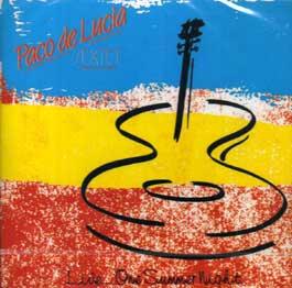 Paco de Lucía Sextet –  Live… One Summer Night