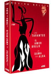 Francisco Rovira Beleta –  Pack Rovira Beleta (Los Tarantos, El Amor Brujo, La Dama del
