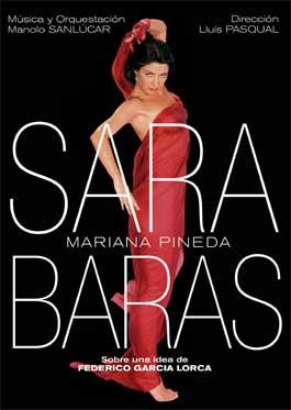 Sara Baras –  Dvd – Mariana Pineda