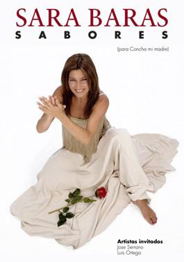 Sara Baras –  Sabores. DVD Pal