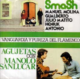 Smash –  VANGUARDIA Y PUREZA DEL FLAMENCO