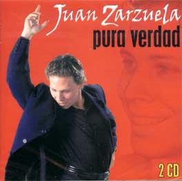Juan Zarzuela –  Pura Verdad. 2 CD