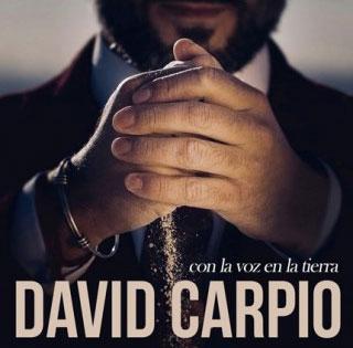 David Carpio – Con la voz en la tierra
