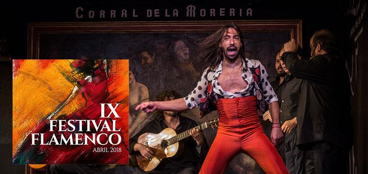 Vuelve el Festival Flamenco al Corral de la Moreria