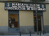 Guitarreria Mariano Conde