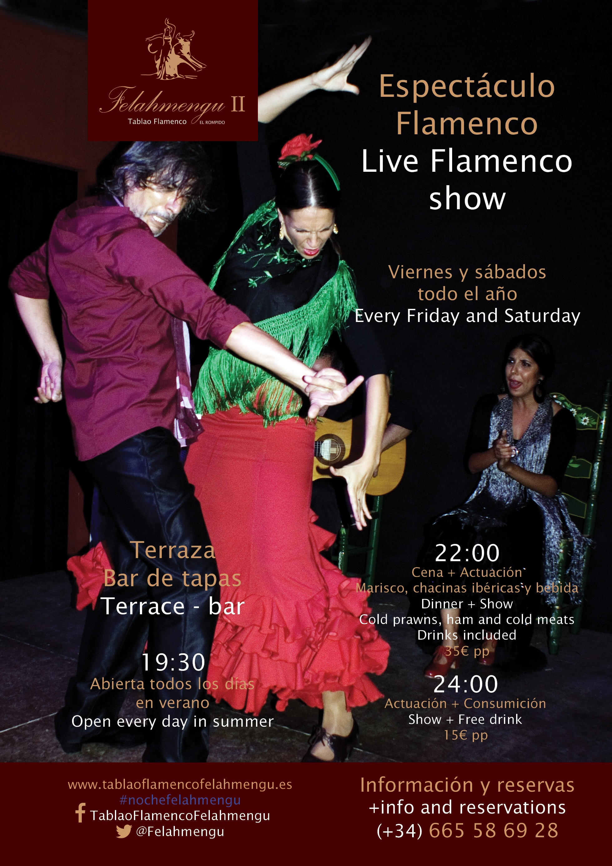 Tablao Flamenco Felahmengu II
