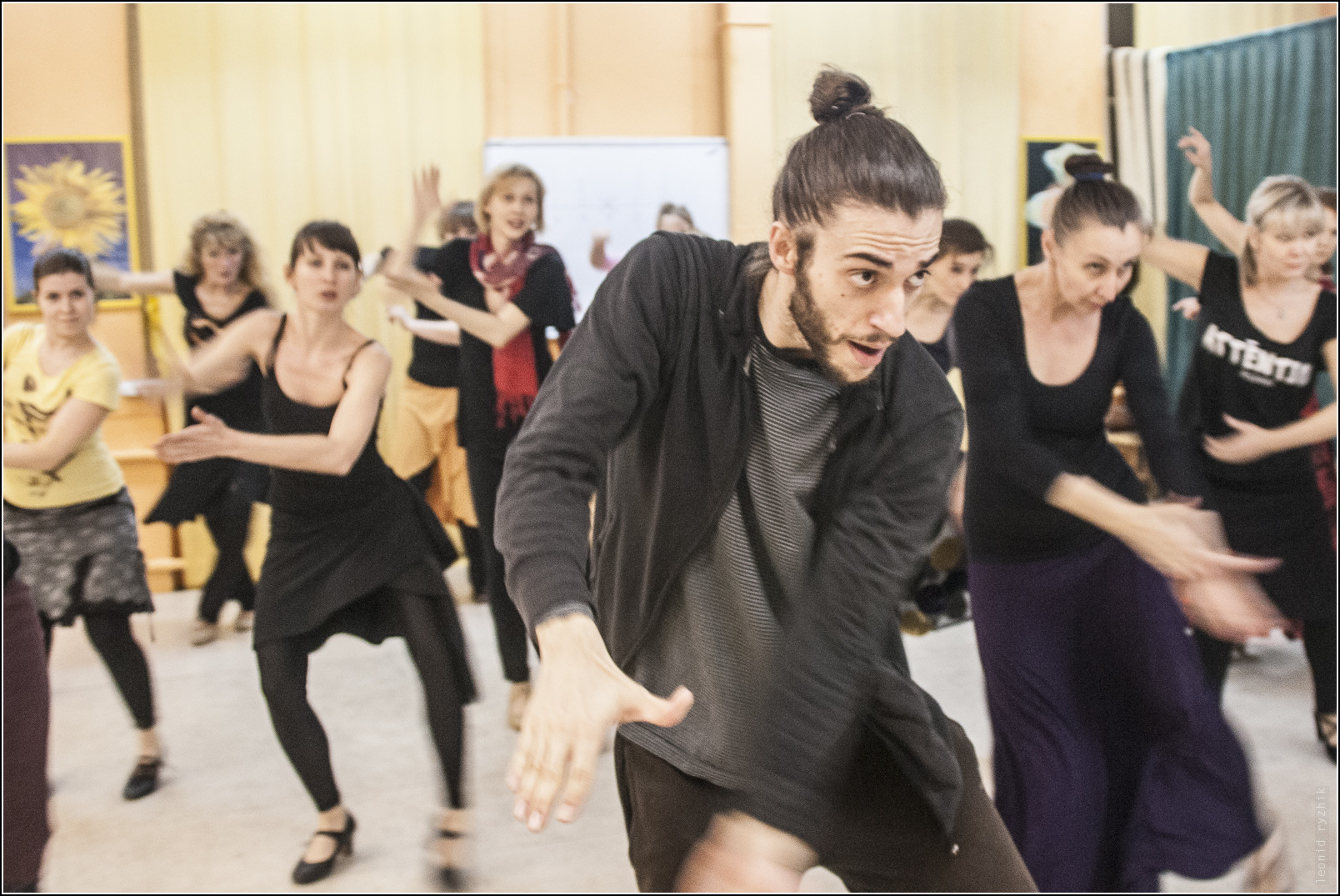 La Capitana – Espacio Flamenco