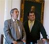 Reunión en Cádiz de Periodistas Especializados en Flamenco.