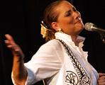 Marina Heredia presenta en Sevilla 'La Voz del agua'