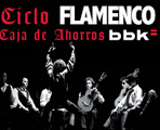 II Ciclo Flamenco BBK Andalucía