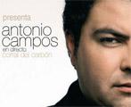 Antonio Campos presenta disco.