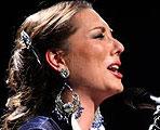 Marina Heredia inaugura mañana el ciclo Andalucía Flamenca en Madrid.