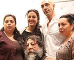 Justicia Paya, teatro flamenco en el Teatro Hagen Dazs Calderón de Madrid.
