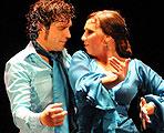 Andrés Peña y Pilar Ogalla 'viajan' hacia otras músicas para renovar su baile