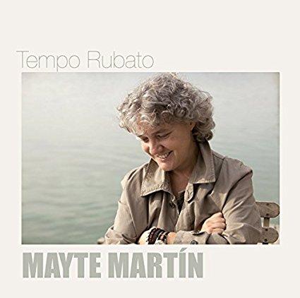 Mayte Martin – Tempo Rubato (Cd)