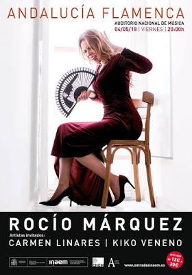 Rocio Marquez Auditorio Nacional