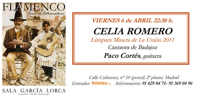 Celia Romero - Sala García Lorca