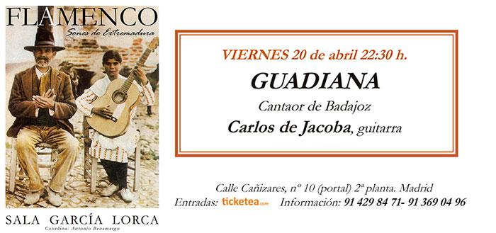 Guadiana - Sones de Extremadura