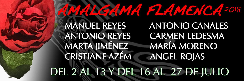 Amalgama Flamenca - Curso Manuel Reyes