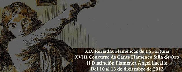 XIX Jornadas Flamencas de la Fortuna 2012