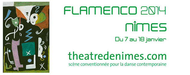 24th Festival Flamenco de Nimes 2014