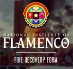 Centro Flamenco de Nuevo México desaparece entre llamas