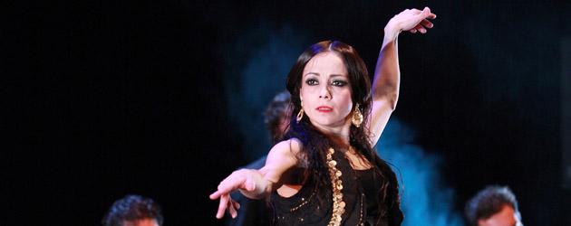 "Olga Pericet ""Pisadas""  – Festival de Jerez"