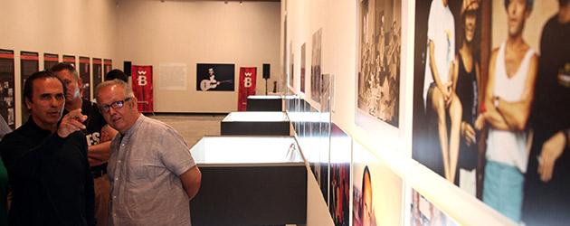 """Exposición sobre Paco de Lucía """"Fuente y Caudal"""" en la Bienal de Flamenco de Sevilla"""