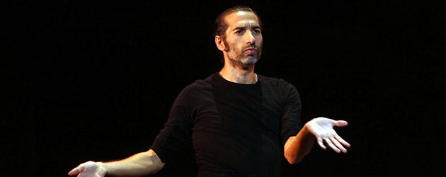 "Israel Galván ""Flacomen"" – Reseña & fotos & VIDEO – Bienal de Flamenco de Sevilla"