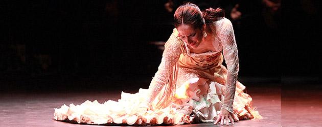 19th FESTIVAL DE JEREZ Mercedes Ruiz «Ella» Miguel Ortega «Amalgama»