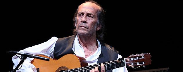 Guitarristas jerezanos rinden homenaje a Paco de Lucía en el aniversario de su muerte