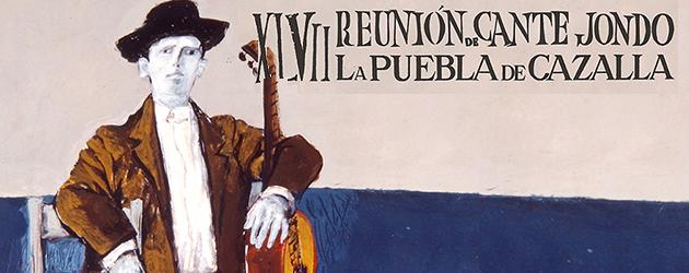 XLVII Reunión de Cante Jondo La Puebla de Cazalla – 2015