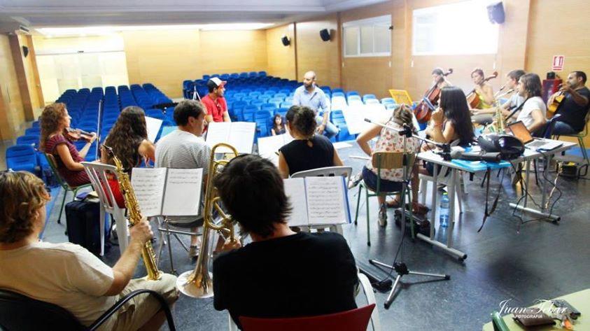 Talleres de Baile Flamenco, de Flauta e Instrumentos melódicos y Cajón en el Cante de las Minas.
