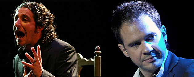 David Palomar & Paco del Pozo – Sala García Lorca