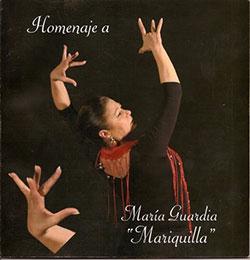 Cátedra de flamencología MARIQUILLA