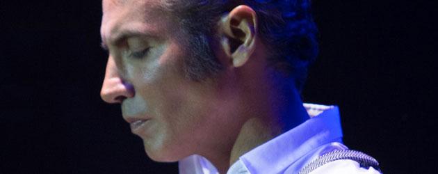 Pitingo, soulería y flamenco en el Cante de las Minas