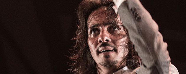 """Farruquito triumphs with """"Improvisao"""" at the Cante de las Minas"""