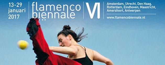 6º Bienal de Flamenco de los Países Bajos. Flamenco Biennale VI