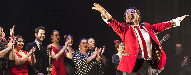 Antonio el Pipa closes out the 21st Festival de Jerez
