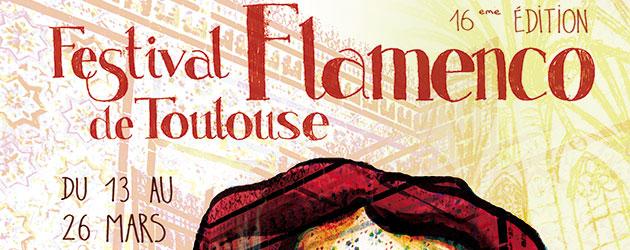 16 Festival Flamenco Toulouse