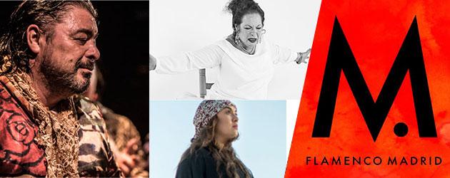 Semana intensa de baile y cante en Flamenco Madrid