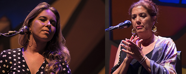 Rocío Márquez & Lole Montoya, the voices of two generations