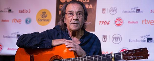 Pepe Habichuela  60 aniversario en los escenarios