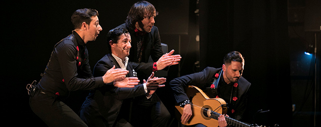 Palomar, Rivera, Jaén and El Junco: flamenco psychoanalysis in rhythm