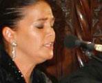 Misa y velada flamenca en Oviedo de Sonia Miranda