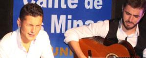 Kiko Peña – Mina Agrupa Vicenta- La Unión (Murcia)