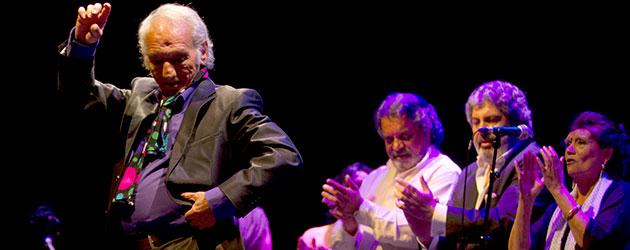 Extremadura Rinde Homenaje a Porrina de Badajoz – Festival Flamenco de Nimes