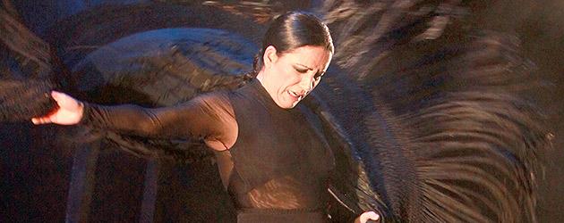 Eva Yerbabuena Ay! – Rosario la Tremendita – Carmen Amaya – 18th Festival de Jerez