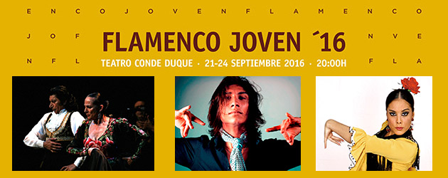 Flamenco Joven '16 – Madrid